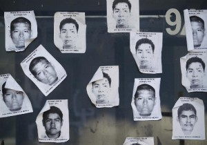 Mexico Iguala Massacre Students Disappeared